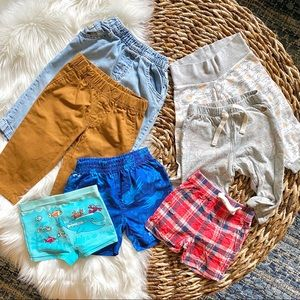 Other - Bundle Of Baby Boy's Summer Bottoms Must Have's